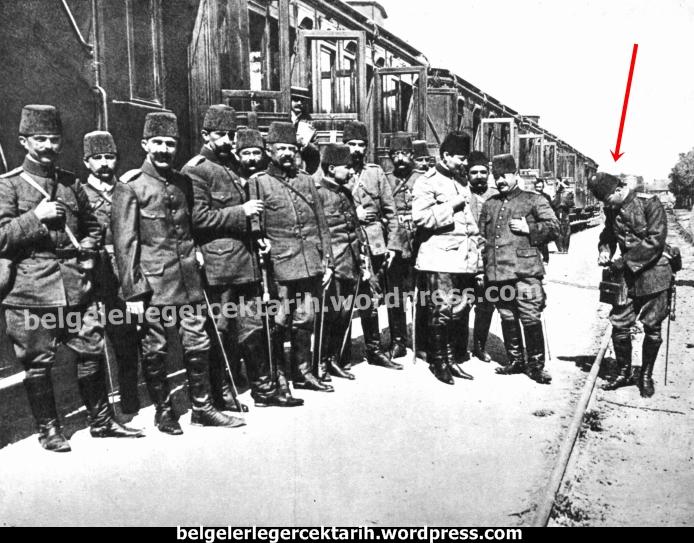 abdülhamiti tahtan indirenler hareket ordusu atatürk kemal selanik hareket ordusu abdülhamid masonlar musevi taburu