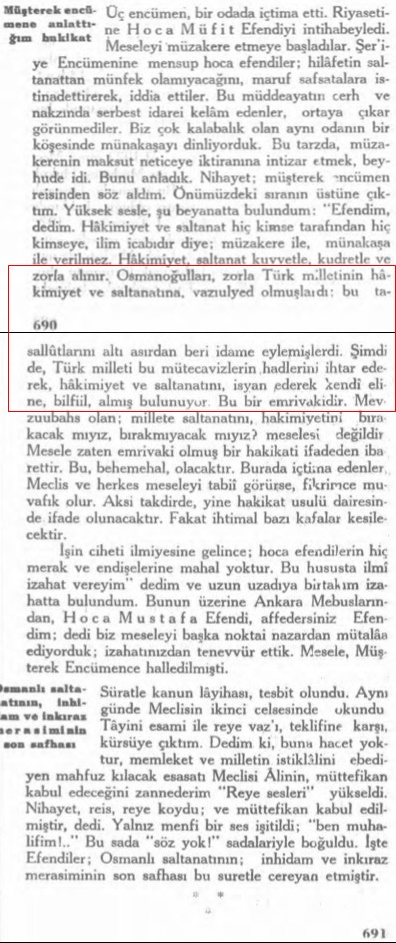 m. kemal nutuk osmanliya hakaret