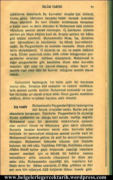 kemal atatürk ortazamanlar lise tarih kitabi 1931 sayfa 91