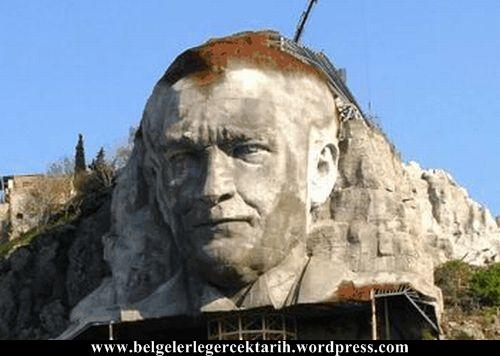 kemalist heykel kemal heykel put atatürk heykel put