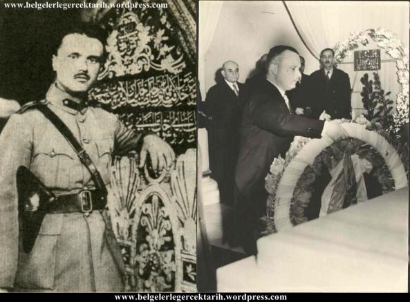 Osman Gazi solofkes venizelos atatürk kabir ziyaret celenk