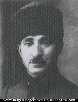 Ali Ihsan Sabis Pasa Kurtulus Savasi Ali Ihsan Pasa