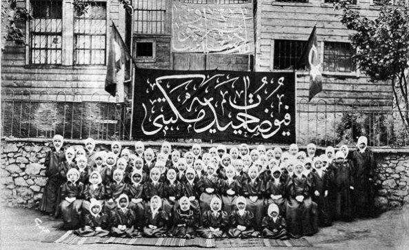 Osmanli okur yazar oranlari, türkiye okur yazar fuyuzati hamidiyye kiz ilkmektebi