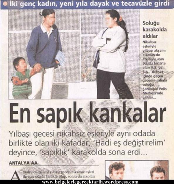 04.01.2003, Milliyet, Sayfa 5 alkolün zararlari ickinin zararlari