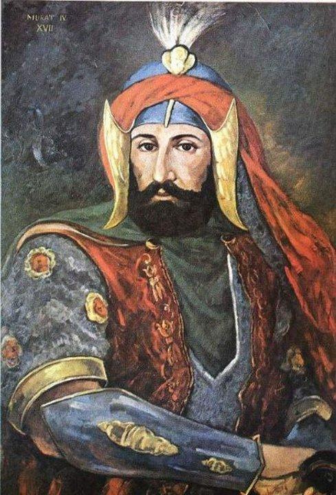 Kadir Candarlioglu, Kadir Çandarlıoğlu kimdir, Dördüncü Murad, Sultan Murad, Padisah Murad