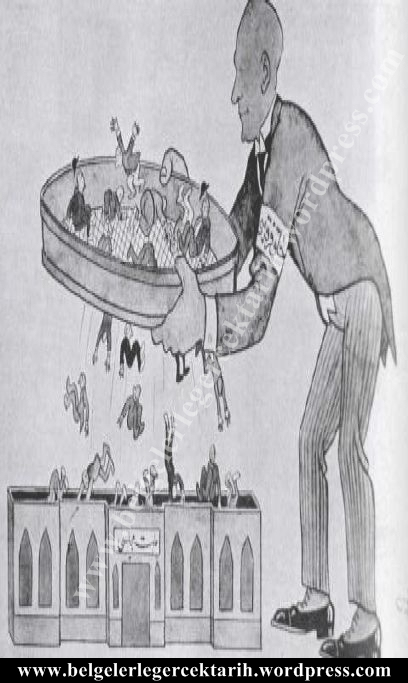 karikatc3bcrize-kemal-atatc3bcrk-milletvekillerini-kendi-seciyor-gazete-diktatc3b6rlc3bck-tek-parti-rejimi