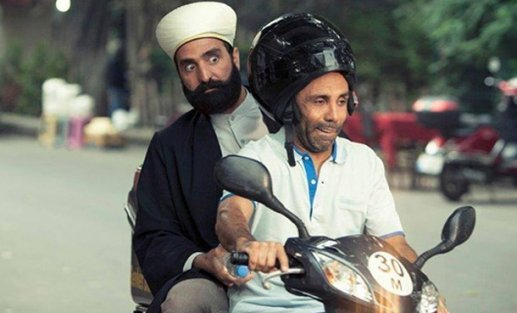 kertenkele dizisi sahte imam yesilcam imam yesilcam din yesilcam islam düsmanligi yesilcam hoca, yesilcam din adamlari