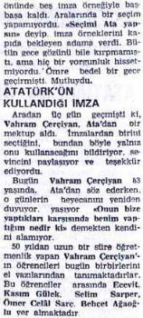 Atatürkün imzasi sahte mi ayasofya kararnamesi sahte mi, atatürk ayasofya imzasi, m. kemalin imzasi sahte mi, m. kemal ayasofya kararnamesi, m. kemal ayasofya imzasi vahap cerciyan 4