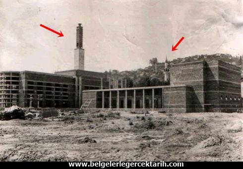 izmit halkevi cami minare camilerin satilmasi