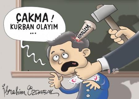 kemalist-inkilaplar-kemalizim-atatc3bcrk-devrimleri-ibrahim-c3b6zdabak-karikatc3bcrc3bc-cakma-kurban-olayim