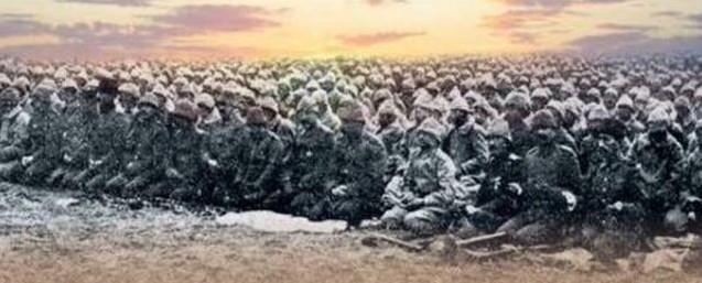 M. Kemal atatürkü elestirmek sehitlerimizin kemiklerini sizlatir mi, kurtulus savasinda ne icin savastik, milli mücadelede ne icin savastik, dua eden askerler,