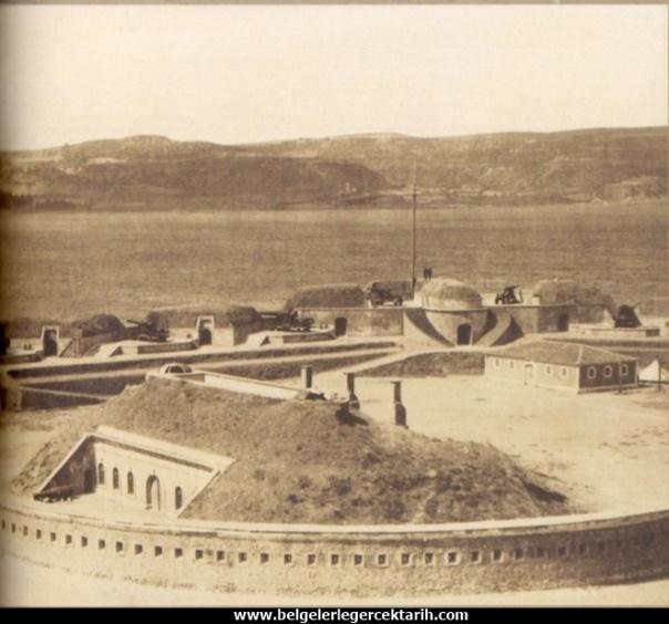 sultan II. Abdülhamid canakkale istihkamlar, Sultan Ikinci Abdülhamid canakkale, Abdülhamid Canakkale istihkam 6