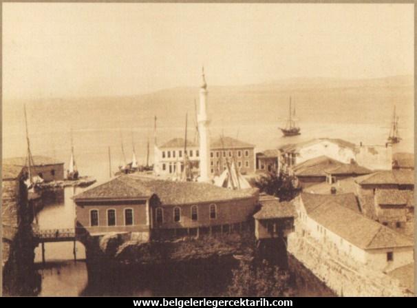 sultan II. Abdülhamid canakkale istihkamlar, Sultan Ikinci Abdülhamid canakkale, Abdülhamid Canakkale istihkam gelibolu iskele camii