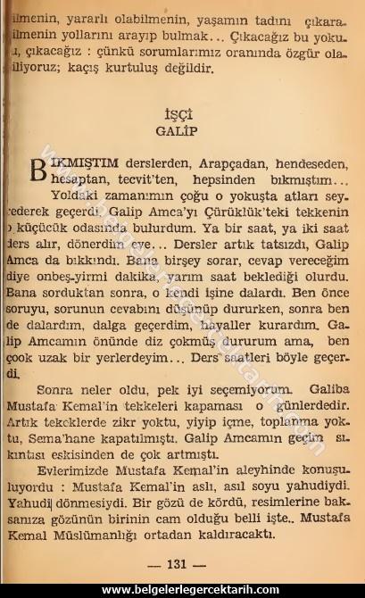 Aziz Nesin Atatürk Belgelerle Gerçek Tarih