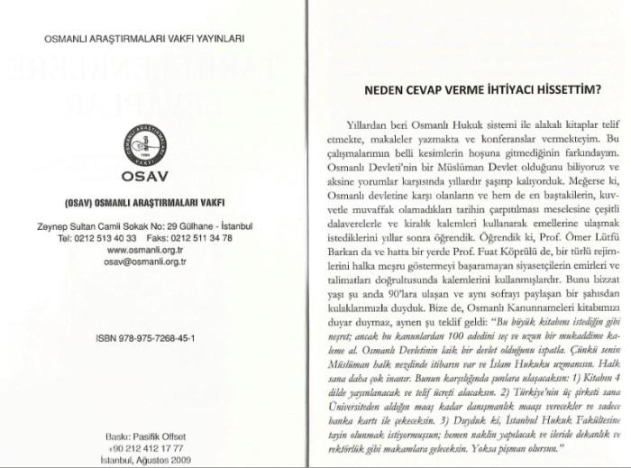 Ahmed Akgündüz Tarihlenklere cevaplar, kemalist proje, kemalizm projesi osmanli devleti laik miydi, Osmanli islam devleti miydi 2
