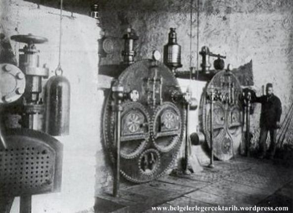 Abdülhamid döneminde yapilan fabrikalar baruthane fabrikasi osmanli geri mi kaldi