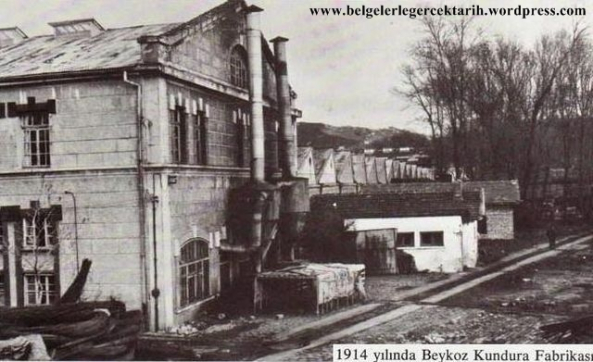 Abdülhamid döneminde yapilan fabrikalar beykoz kundura fabrikasi osmanli geri mi kaldi