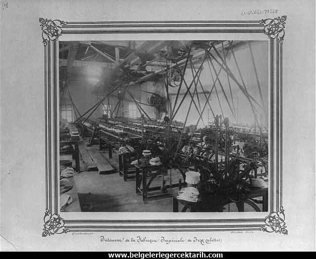 Abdülhamid döneminde yapilan fabrikalar fes fabrikasi osmanli geri mi kaldi