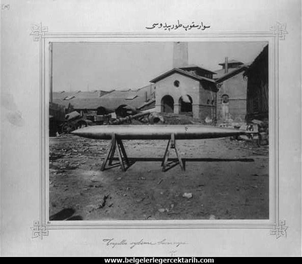 Abdülhamid döneminde yapilan fabrikalar torpido osmanli geri mi kaldi