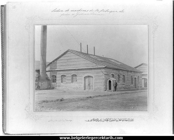 Abdülhamid döneminde yapilan fabrikalar zeytinburnundaki mermi ve fisek fabrikasi osmanli geri mi kaldi,