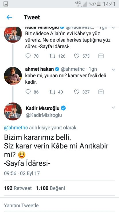 Kadir Misiroglu Ahmet Hakan tartismasi 3
