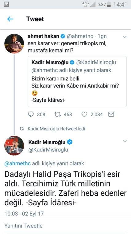 Kadir Misiroglu Ahmet Hakan tartismasi 4