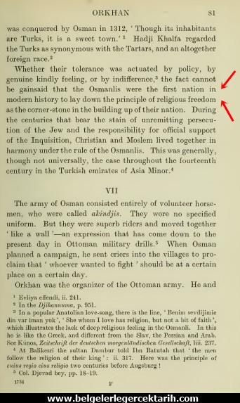 osmanlini hosgörüsü osmanlinin adaleti gibbons the foundation of ottoman