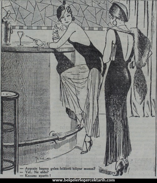 kemalizm ahlaksizligi chp Aksam Gazetesi, 26 Eylül 1932, sayfa 6.