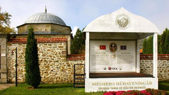 Murad Hüdavendigar türbesi Kosova, M. Kemal atatürk türbeleri kapatti,