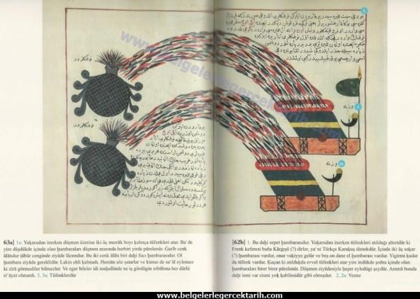Osmanli geri mi kaldi, Osmanlida bilim, Osmanlinin cöküsü, Osmanli neden batti, Osmanlinin batisi, Osmanliyi kim yikti, Ümmül Gaza Harp Sanati ve Aletleri Bayramoglu Ali Aga11