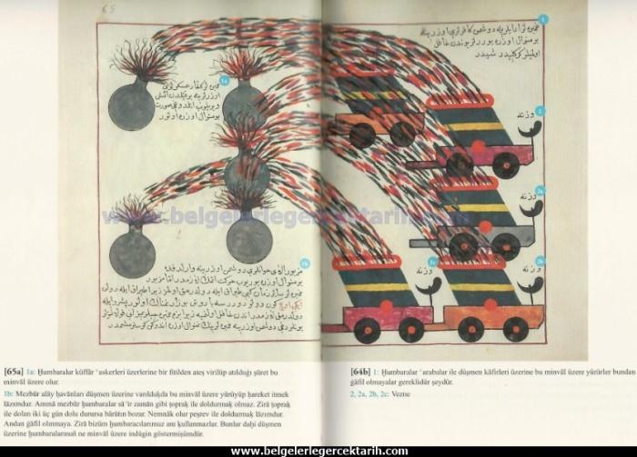 Osmanli geri mi kaldi, Osmanlida bilim, Osmanlinin cöküsü, Osmanli neden batti, Osmanlinin batisi, Osmanliyi kim yikti, Ümmül Gaza Harp Sanati ve Aletleri Bayramoglu Ali Aga13