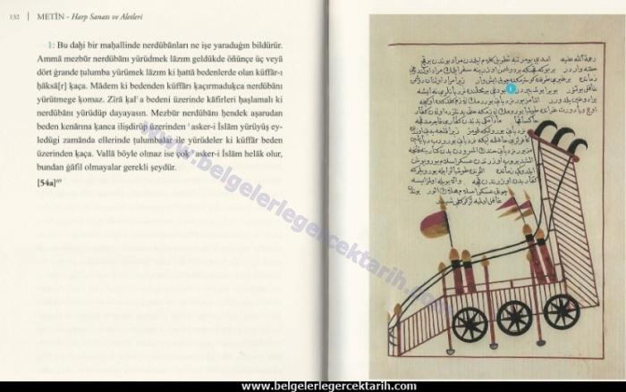 Osmanli geri mi kaldi, Osmanlida bilim, Osmanlinin cöküsü, Osmanli neden batti, Osmanlinin batisi, Osmanliyi kim yikti, Ümmül Gaza Harp Sanati ve Aletleri Bayramoglu Ali Aga7