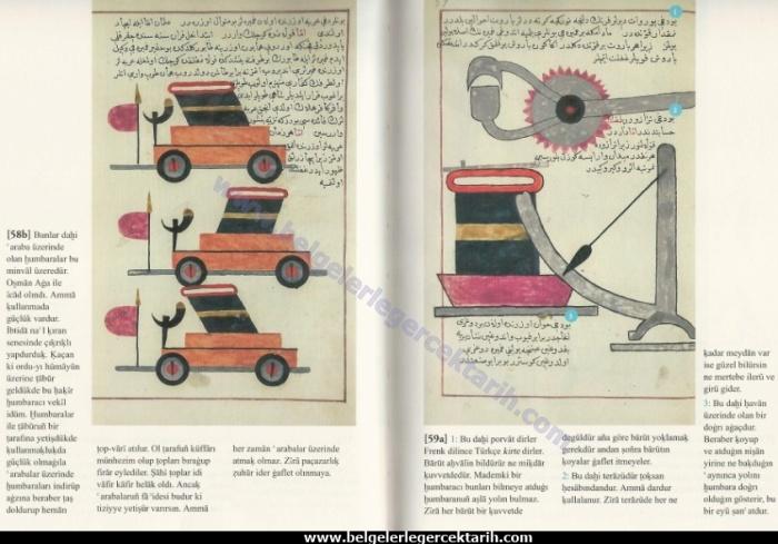 Osmanli geri mi kaldi, Osmanlida bilim, Osmanlinin cöküsü, Osmanli neden batti, Osmanlinin batisi, Osmanliyi kim yikti, Ümmül Gaza Harp Sanati ve Aletleri Bayramoglu Ali Aga9