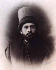 Mevlevihane postnisini Abdülbaki Baykara M. Kemal atatürk inkilaplar, sapka inkilabi mevleviler Laik inkilaplar, kemalist inkilaplar tekke tarikatlar