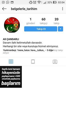 instagram sahte