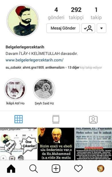 instagram sahtekari belgelerle gercek tarih 2