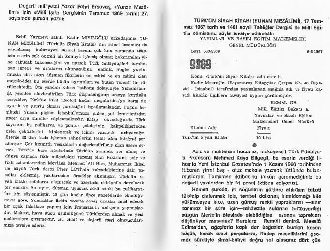 Kadir Misiroglu Yunan mezalimi Keske yunan galip gelseydi sözü 11