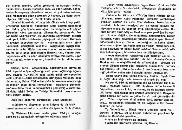 Kadir Misiroglu Yunan mezalimi Keske yunan galip gelseydi sözü 13