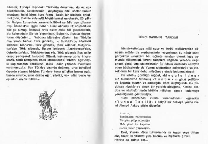 Kadir Misiroglu Yunan mezalimi Keske yunan galip gelseydi sözü 16