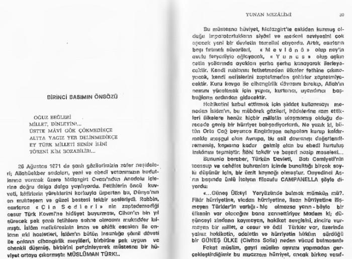 Kadir Misiroglu Yunan mezalimi Keske yunan galip gelseydi sözü 18