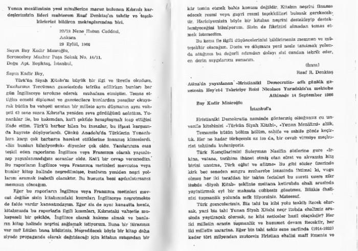 Kadir Misiroglu Yunan mezalimi Keske yunan galip gelseydi sözü 9