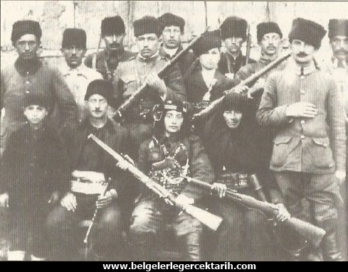 atatürk kara fatma m. kemal kara fatma cephede milli mücadele kara fatma seher