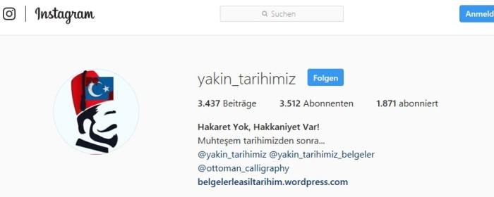 instagramdaki sahtekarin sayfalari 1